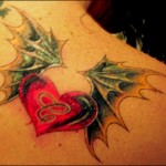 Heart Tattoo – Back Tattoos